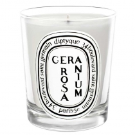 Candle - Géranium Rosa (Rose Geranium)