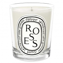 Candle - Roses