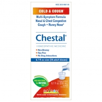 Chestal Adult  Cough Syrup