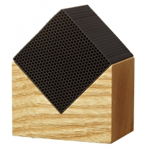 Chikuno Cube House - Natural - Single Cube