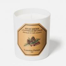 Siberian Fir & Galle Cinnamon Candle - 6.5 oz