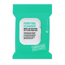 Micellar Purifying Cleanser Towels for Acne/Oily Skin - 20