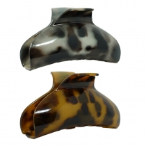 Curved Large French Jaw Clip