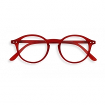 Reading Glasses #D - The Iconic - Red
