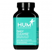 Daily Cleanse - Clear Skin and Body Detox Supplement - 60 Capsules