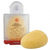 Your Konjac Sponge - Turmeric