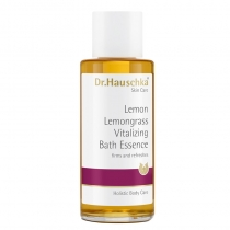 Dr Hauschka - Lemon Lemongrass Bath Essence