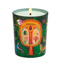 Holiday Candle 2.4 oz - Protective Pine