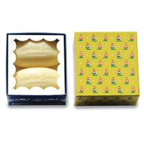 Eggwhite Facial Soap with Chamomille Flowers - Box of 2