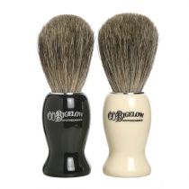 C.O. Bigelow Shaving Brush -  Pure Badger