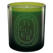 Colored  Candle - Figuier (Fig Tree)