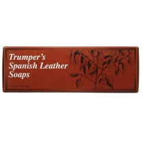 Set of 3 Hand Soaps - Spanish Leather