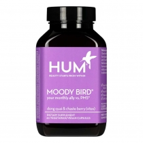 Moody Bird - PMS Support Supplement - 60 Capsules