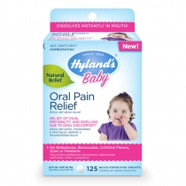 Baby Oral Pain Relief Tablets