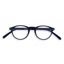 Reading Glasses # A - The Discrete- Navy Blue