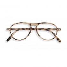 Reading Glasses #K - The Aviator - Light Tortoise