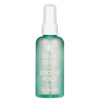 Keep Cool and Soothe Foot