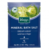 Mineral Salt Sachet - Dream Away - 2.1 oz.
