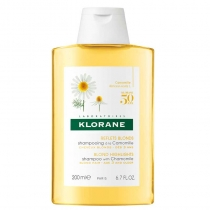 Shampoo with Chamomile for Blond Hair