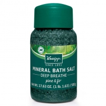 Mineral Bath Salt - Pine & Fir / Deep Breathe
