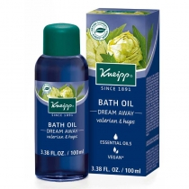 Bath Oil - Valerian & Hops / Dream Away 3.38 oz