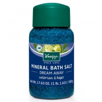 Mineral Bath Salt - Valerian & Hops / Dream Away