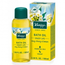 Bath Oil - May Chang & Lemon / Enjoy Life 3.38 oz