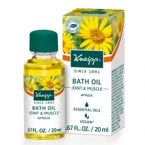 Bath Oil - Arnica (Joint & Muscle) .67 oz