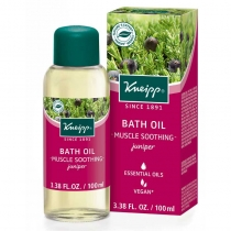Bath Oil - Juniper / Muscle Soothing 3.38 oz