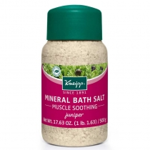 Mineral Bath Salt - Juniper / Muscle Soothing