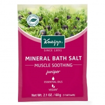 Bath Salt Sachet - Juniper / Muscle Soothing