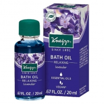 Bath Oil - Lavender / Relaxing .67 oz