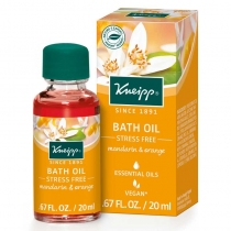 Bath Oil - Mandarin & Orange / Stress Free .67 oz