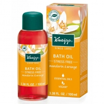 Bath Oil - Mandarin & Orange / Stress Free