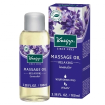 Massage Oil - Relaxing Lavender