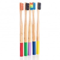 Medium Bamboo Toothbrush