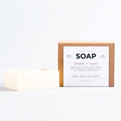 Goat's Milk Soap - Cedar + Sage - 6 oz