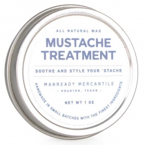 All Natural Mustache Treatment