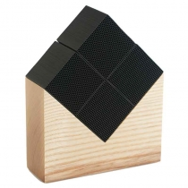 Chikuno Large Cube House - Natural - 4 Cube