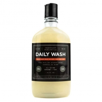 All- In-One Daily Wash - Bergamot + Teak 16 oz