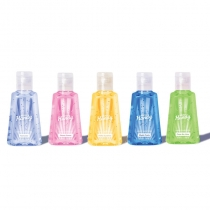 Merci Handy - 5 Bottle bundle - Hand Sanitizer Pack