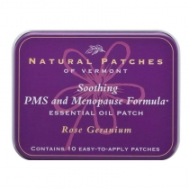 Natural Patch - Rose Geranium Patch
