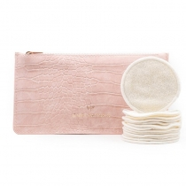 Pure Luxury Organic Bamboo Reusable Cosmetic Rounds