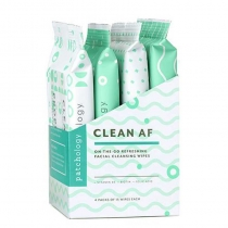 Clean AF Facial Cleansing Wipes ( 4 - Pack )