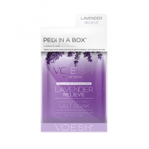 4 Step Pedi in a Box- Lavender Relieve