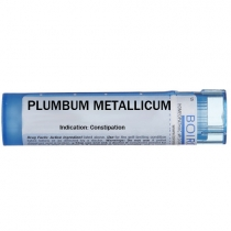 Plumbum metallicum - Multidose Tube