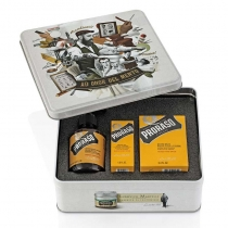 Beard Gift Tin - Wood & Spice