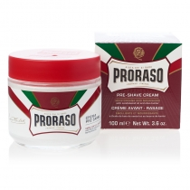 Pre-Shave Cream - Moisturizing & Nourishing