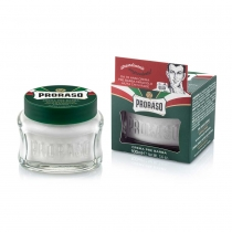 Pre-shave Cream - Refreshing and Toning Formula