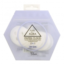 Paper Cloud - Dry Skin - 10 sheets